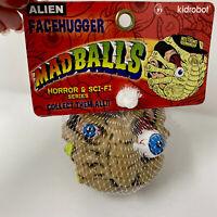 """New Madballs 4""""in Horror Balls Series Face Hugger Kidrobot 2017 Stressball"""