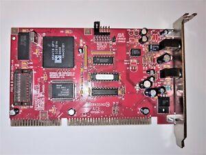 Advanced Gravis Ultrasound ACE 1.0 vintage ISA sound card