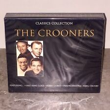 Sealed The Crooners Classics Collection feat. Frank Sinatra CD 2-Disc Set