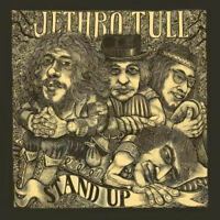 NEW CD Album Jethro Tull - Stand Up (Mini LP Style Card Case)