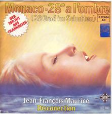 """7"" - JEAN-FRANCOIS MAURICE - 28 Grad a l`ombre - sehr RAR !!!"