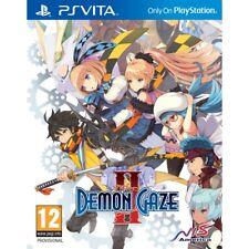 Demon Gaze II PS Vita Game & Courier Delivery