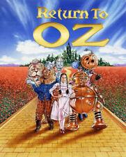Return To Oz ~ Vintage Movie Poster Style 8x12inch Art Silk