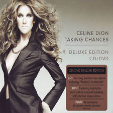 DION CELINE - TAKING CHANGES - DELUXE EDITION CD+ DVD