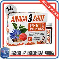 ANACA 3 Shot Perte De Poids Régime Amincissement Brûleur Graisse 14 Shots