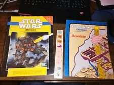 STAR WARS OTHERSPACE COMPLETE WEST END GAMES GDR ROLEPLAYING GAME