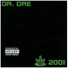 Dr Dre - 2001 Vinyl Lp2 Interscope