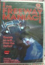 The Freeway Maniac DVD - Trucker Drama/Adventure - 1989 - Full Screen