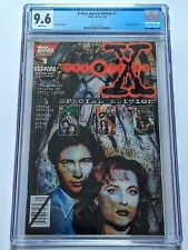 The X-Files Special Edition #1 (1995 Series) CGC 9.6 NM+ High Grade Collectible!