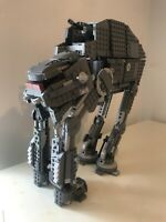 LEGO AT-M6 Used Incomplete Star Wars Heavy Assault Walker 99% complete