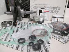 YAMAHA GRIZZLY/RHINO 660 ENGINE REBUILD, CRANKSHAFT, PISTON, GASKETS 2002-2008
