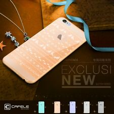 Luxury Bling Glitter Shockproof Soft Silicone Case Cover For iPhone 6 6s Plus