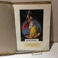 Antiquarian Art History Book New Era Commercial Art 1928 Training Inst Australia