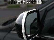 Side Mirror Chrome Molding Trim All Models NIS002
