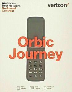 Verizon Orbic Journey V Prepaid Cell Phone Smartphone No Credit Check RC2200L