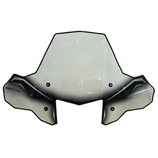 PowerMaddCobra Pro Tek Windshield~2009 Honda TRX500FA FourTrax Foreman Rubicon
