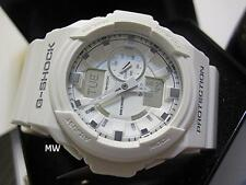 Genuine Casio GA-150-7A G-Shock X-Large White Resin Alarm World time Mens Watch