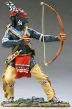 King & Country British Revolutionary Br045 Woodland Indian Shooting Bow Mib