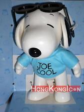 """Peanuts Snoopy Takara Japan Sunglasses Joe Cool 5"""" Vinyl Action Figure Figurine"""