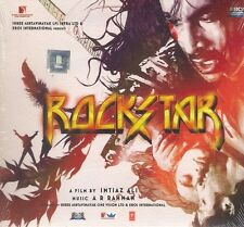 ROCKSTAR ORIGINAL BOLLYWOOD SOUNDTRACK CD [MUSIC BY A R RAHMAN] - FREE POST
