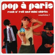 Vol. 1-Pop & Paris/Rock & Roll & Mini Skirts - Sunnyside Cafe (2004, CD NEUF)