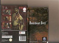 Resident EVIL NINTENDO GAMECUBE/Wii horror di sopravvivenza zombie
