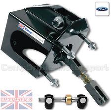 Ford Fiesta Xr2 sesgo Pedal Caja + barra de equilibrio = cmb0344-box-bar