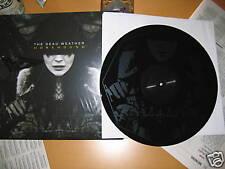 """DEAD WEATHER """"Horehound"""" US 2LP Vinyl Etching Side 4"""