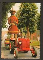 CAMBRAI (59) TRACTEUR & GEANT de CARNAVAL en 1967