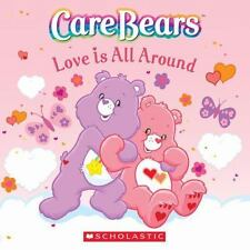 CARE BEARS Love Is All Around (Brand New Paperback) Sonia Sander