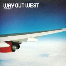 "Way Out West – Intensify ,12"" Vinyl,  DISNT74,2001,Progressive House/Trance"