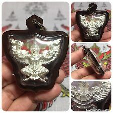 High Quality Eagle Garuda Phaya Krut Bird Lp Kaew Amulet. Luck Rich Water Proof