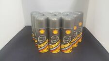 Shell Advance Motorcycle Helmet & Visor Cleaner Spray Aerosol Can 12 x 400ml