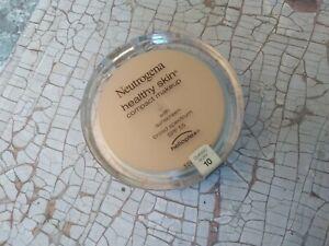 BRAND NEW Neutrogena Healthy Skin Compact Makeup - #10 CLASSIC IVORY