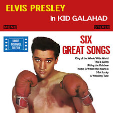 CD Elvis Presley - Kid Galahad - EP vinyl replica - BOF - OST