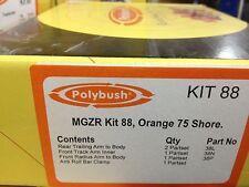 GENUINE POLYBUSH KIT88 MG ZR 25 UPGRADE SUSPENSION BUSH SET IN STOCK READY TO GO