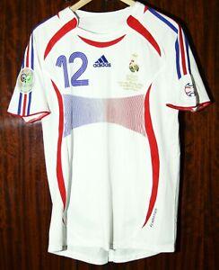 Henry 2006 FIFA World Cup final soccer football jersey