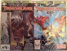 Dragonslayer 1,2,full set