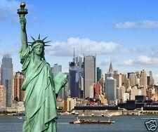 tapis de souris New York statue de la liberté usa réf 08