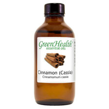 4 fl oz Cinnamon Cassia Essential Oil 100% Pure & Natural -  - GC-MS Tested