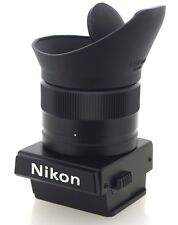 Nikon DW-4 6X Magnification Finder for F3, c/w Eyecup, Top and Bottom Caps