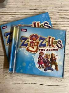 Zingzillas - The Album - CD (From the CBeebies series) (2010)