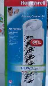 Honeywell HEPA Clean Tower Air Purifier
