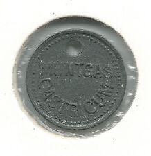 Gaspenning Castricum GA040.1a Muntgas Castricum, ronde C
