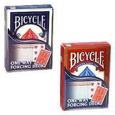One Way Forcing Deck - Bicycle Playing Cards - Brand New