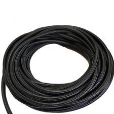 -6 AN Nylon Braided Fuel Line Hose Oil Per 1 Foot Feet AN6 6AN 3/8 -6AN 1500 PSI