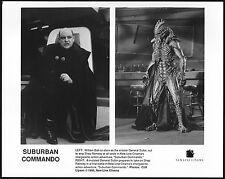 SUBURBAN COMMANDO - 1990 - HULK HOGAN - ORIGINAL 8X10 NM GLOSSY STILL PHOTO