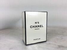Vintage CHANEL No 5 Splash Pure Parfum Perfume 14mL / 47oz SEALED