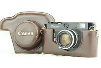 【Appearance NEAR MINT】 Canon P Repainted Black L39 + 50mm f/1.8 Lens from JAPAN