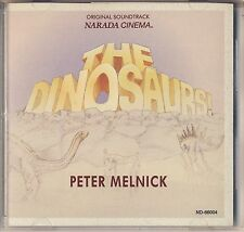 The Dinosaurs! by Peter Melnick (CD, May-1993, Narada) Like New